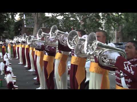 The Cadets Hornline 2011 - Rocky Point Holiday