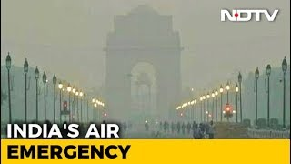 Delhi's Air Pollution Emergency: Ban On Cars, Odd-Even The Solution? - NDTV