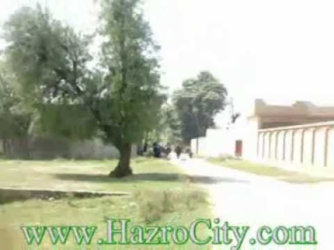 Basia village (Hazro)  & Fighter Aircraft Landing on Kamra Base