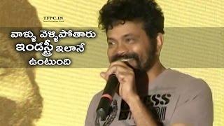 Sukumar Emotional Speech @ Telugu Short Film Festival Press Meet   TFPC - TFPC