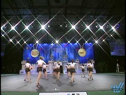 UDA College Nationals 2010: University of Minnesota- Minneapolis --Div 1A Pom 1st place