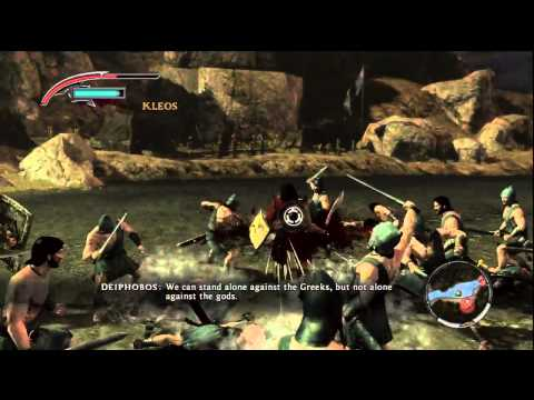 Warriors: Legends of Troy - Chapter 13 Resolve HD Gameplay