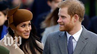 Watch live: The royal wedding of Prince Harry and Meghan Markle - WASHINGTONPOST