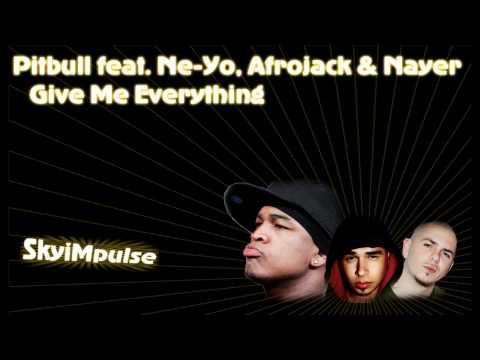 HD'Pitbull feat. Ne-Yo, Afrojack & Nayer - Give Me Everything -oTUmJtrsPIk