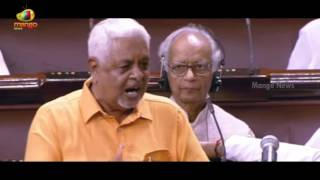 Dilip Pandya Speech About His Retirement From Rajya Sabha | Mango News - MANGONEWS