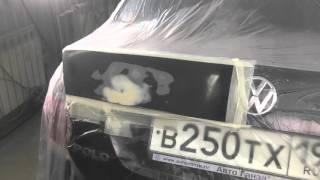 Покраска авто переходом - Подробно ( часть 2)