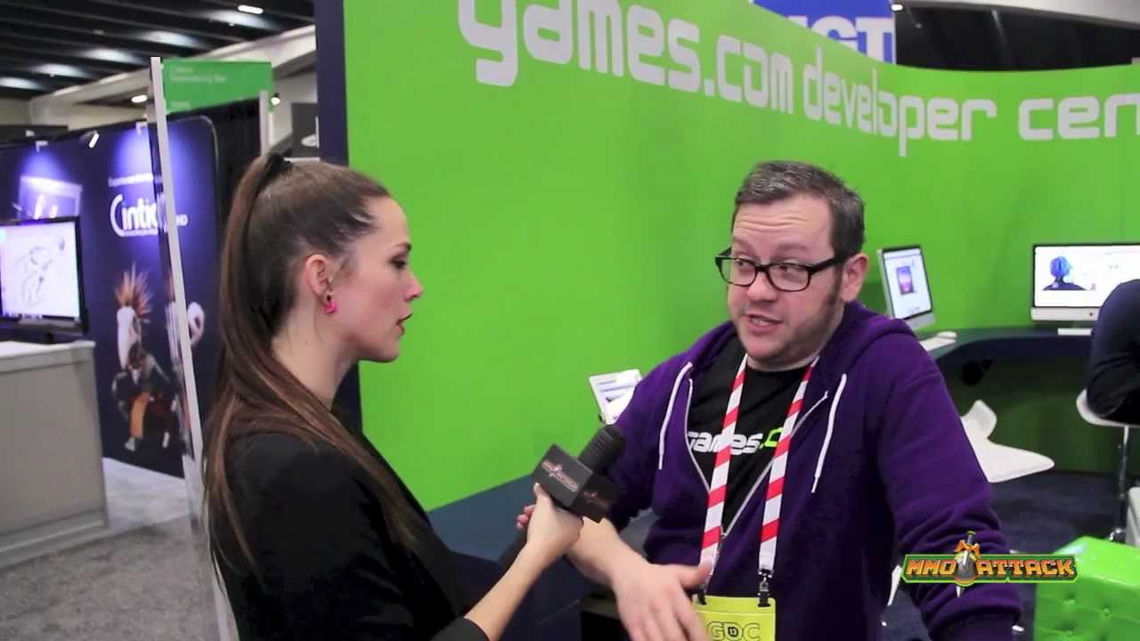 Games.com Interview - GDC 2013