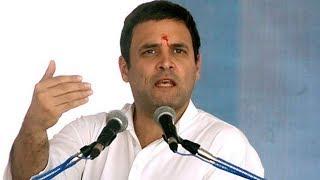 Bhopal: Rahul Gandhi kicks-off Congress poll campaign in Madhya Pradesh - TIMESOFINDIACHANNEL