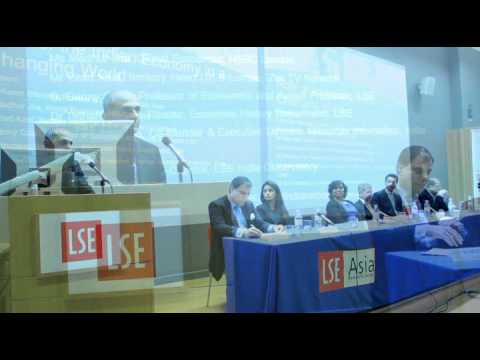 LSE INDIA WEEK 2012 -  Panel Discussion: 'The Indian Economy'