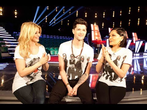 Jessie J dares Danny O'Donoghue to wax his chest | Red Nose Day 2013
