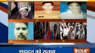 Jammu & Kashmir: 37 Jawans martyred as Jaish terrorists attack CRPF convoy in Pulwama - INDIATV