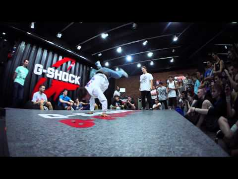 Alkolil vs Vins  - Solo - G-Shock Bboy Battle