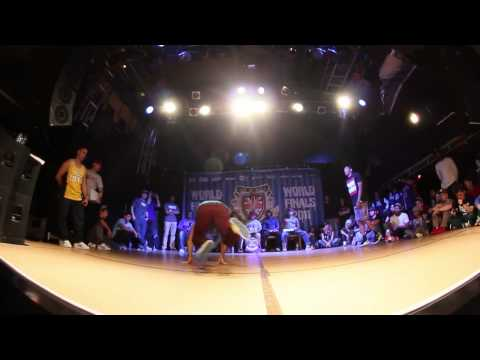 SALO vs MORRIS - UK B-Boy Champs Quarter Final 2011