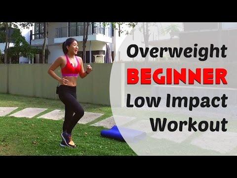 Overweight Beginner Low Impact Home Workout (Burn 300Cals under 20mins) | Joanna Soh