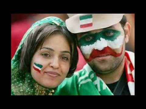 Iran hot fans of the day