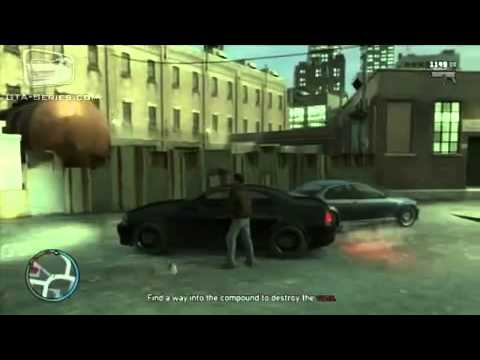 GTA 4   Mission #79   Liquidize the Assets