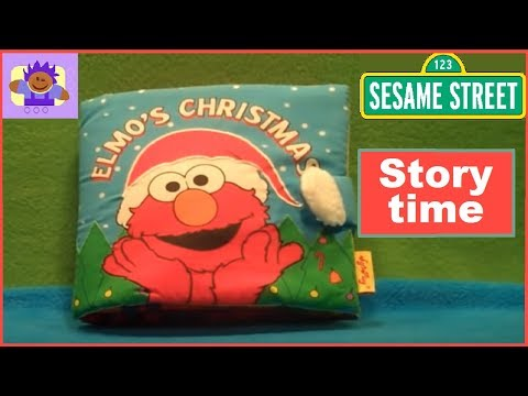 2000 Sesame Street Elmo's Christmas By Soft Play