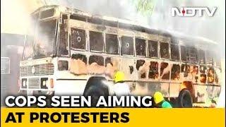 """Jallianwala Bagh"": DMK Barb On Police Firing At Sterlite Protest - NDTV"