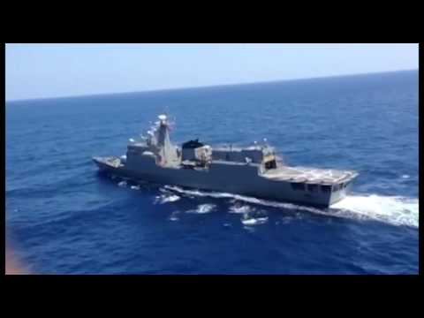 Royal Thai Navy search and rescue operation for MH370‏ ( date:12/03/2014)