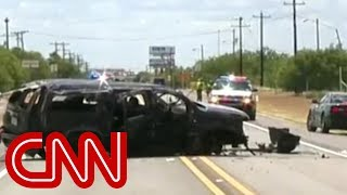 Border patrol chase ends in deadly crash - CNN