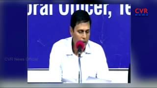 నాపై ఎలాంటి రాజకీయా ఒత్తిళ్లు లేవు..| Election Commissioner Rajith Kumar Press Meet | CVR News - CVRNEWSOFFICIAL