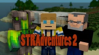 STR Adventures 2 - Minecraft Animation - ¡Entonces no eres el rey de este mundo!