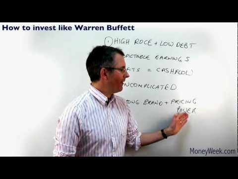 Secrets of Warren Buffett's Investing