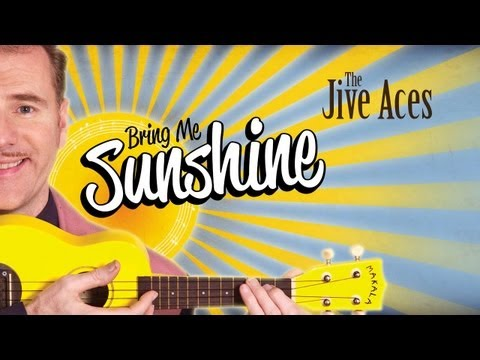 The Jive Aces present: Bring Me Sunshine