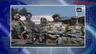 video : जम्मू-कश्मीर में सेना ने आतंकी ठिकानों का किया पर्दाफाश
