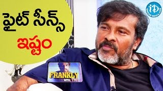 I Have Special Interest For Fight Scenes - Chota K Naidu || Talking Movies with iDream - IDREAMMOVIES
