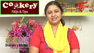 Cookery Tips & FAQs | How to Improve Thickness in Sambar - TELUGUONE
