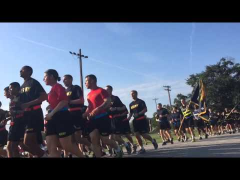 Fort Jackson honors lost soldiers at annual Run for the Fallen