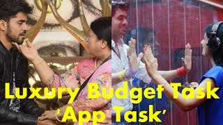 Bigg Boss: Luxury Budget Task 'App Task', Unveils The Softer Side Of Contestants! - THECINECURRY