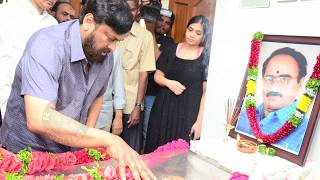 Mega Star Chiranjeevi Emotional Words About Director Vijaya Bapineedu - RAJSHRITELUGU