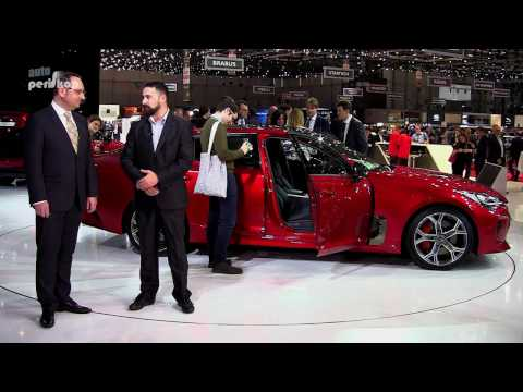 Autoperiskop.cz  – Výjimečný pohled na auta - VIDEO – Kia Stinger, Optima Sportswagon, Niro – Ženeva 2017