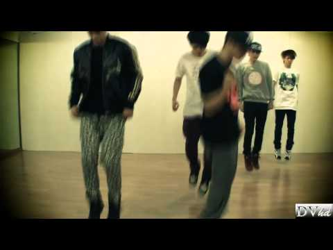 B2ST / BEAST - The Fact &amp; Fiction (dance practice) DVhd