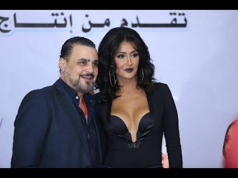 اتفرج علي غادة عبدالرازق كانت لابسه ايه في مؤتمر فيلم كارما!