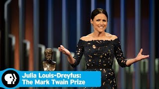 MARK TWAIN PRIZE 2018 | Julia Louis-Dreyfus: Trailer | PBS - PBS