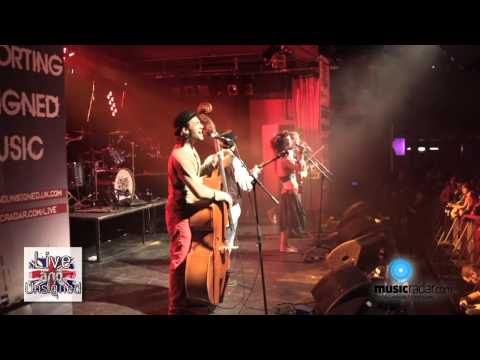 Best Unsigned Act 2012 | Live and Unsigned | Coco and the Butterfields