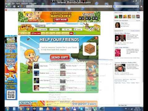 Social Empires Cash Hack 2013 NEW (Using Cheat Engine)