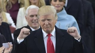 Trump Inaugural Address: 'This Moment Is Your Moment' - WSJDIGITALNETWORK