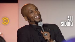 Ali Siddiq: It's Bigger Than These Bars - Getting Arrested - COMEDYCENTRAL