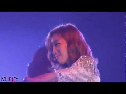 120115 Fancam Taeyeon You-aholic @ SNSD 2nd Asia Tour Concert in HongKong