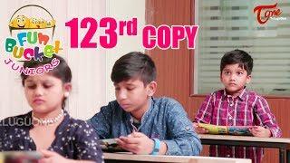 Fun Bucket JUNIORS | Episode 123 | Kids Funny Videos | Comedy Web Series | By Nagendra K | TeluguOne - TELUGUONE