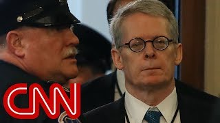White House attorney attends part of DOJ briefing - CNN