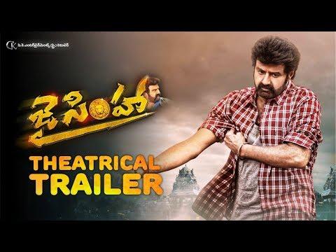 Jai Simha Trailer    Balakrishna    KS Ravi Kumar    Nayanthara    C Kalyan    #JaiSimhaTrailer