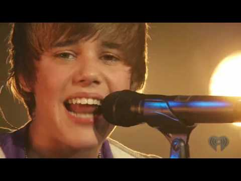 Justin Bieber So Sick Stripped Performances