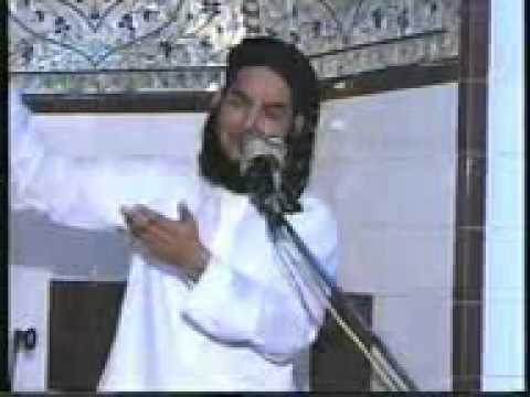 Maulana Nasir Madni Qaber Ka Sathi