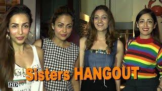 Sisters HANGOUT: Malaika- Amrita & Yami - Surilie - IANSINDIA