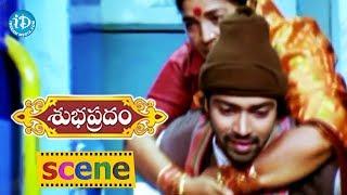 Subhapradam Movie Scenes - Manjari Phadnis Introduction    Allari Naresh - IDREAMMOVIES